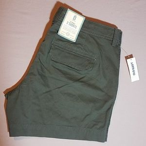 "NWT Old Navy Perfect 5"" shorts"